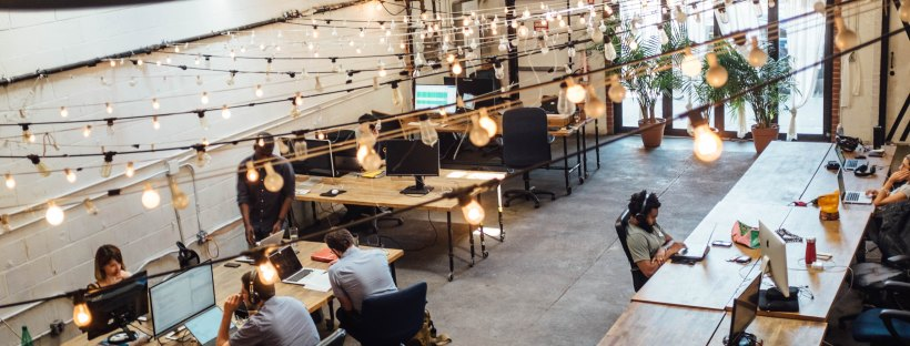 For the love of coworking